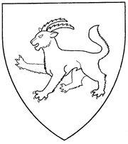 Heraldic Calopus