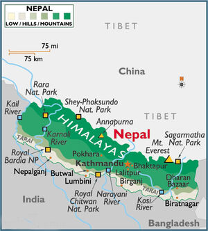 Himalayas-in-nepal