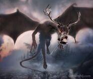 Jersey devil fly