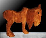 Abada carving
