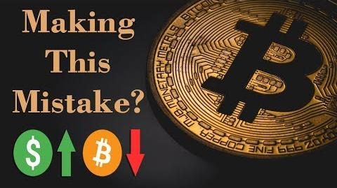 The 1 Mistake Beginners Make Investing in Crypto