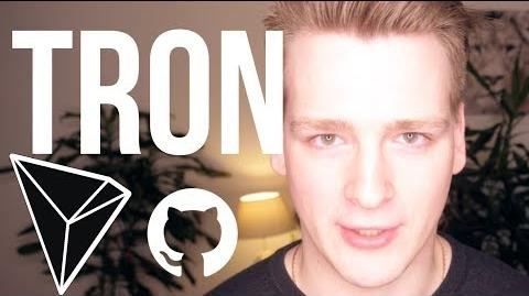 What is happening to TRON? Analyzing Github - Programmer explains.