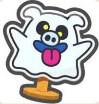 Boo Stand