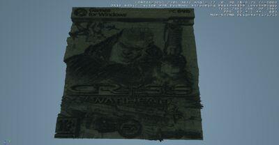 Crysis Warhead Terrain