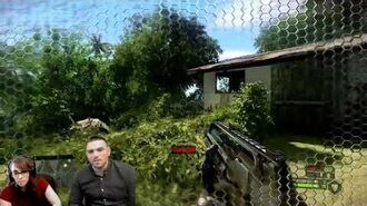 Crysis Remastered First Look at the Nintendo Switch