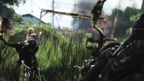 Crysis 3 - Muse Trailer