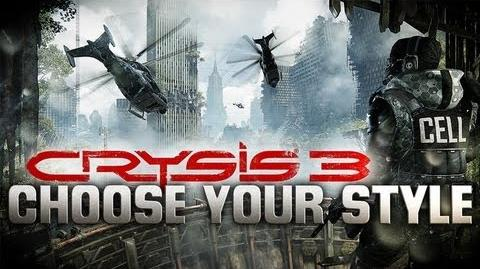 Crysis 3 Official Single Player Interactive Demo