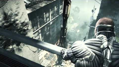 Crysis 2 - Prophet's Journey Trailer
