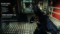 Crysis 3 Jackal Customisation