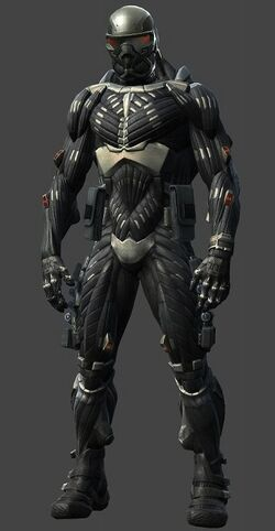 Nanosuit 1.0 cutted