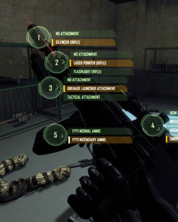 Incendiary Ammo