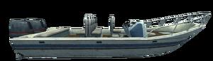 Civilian Speedboat
