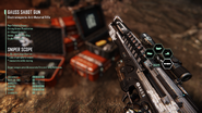 Crysis 3 Gauss Rifle Customisation