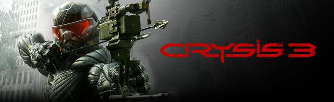 Crysis 3 banner