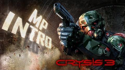 BerzekerLT/Crysis 3 Multiplayer Introduction Trailer