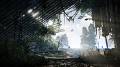 Crysis 3 cave