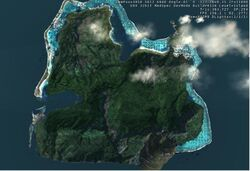 Philippine Sea island