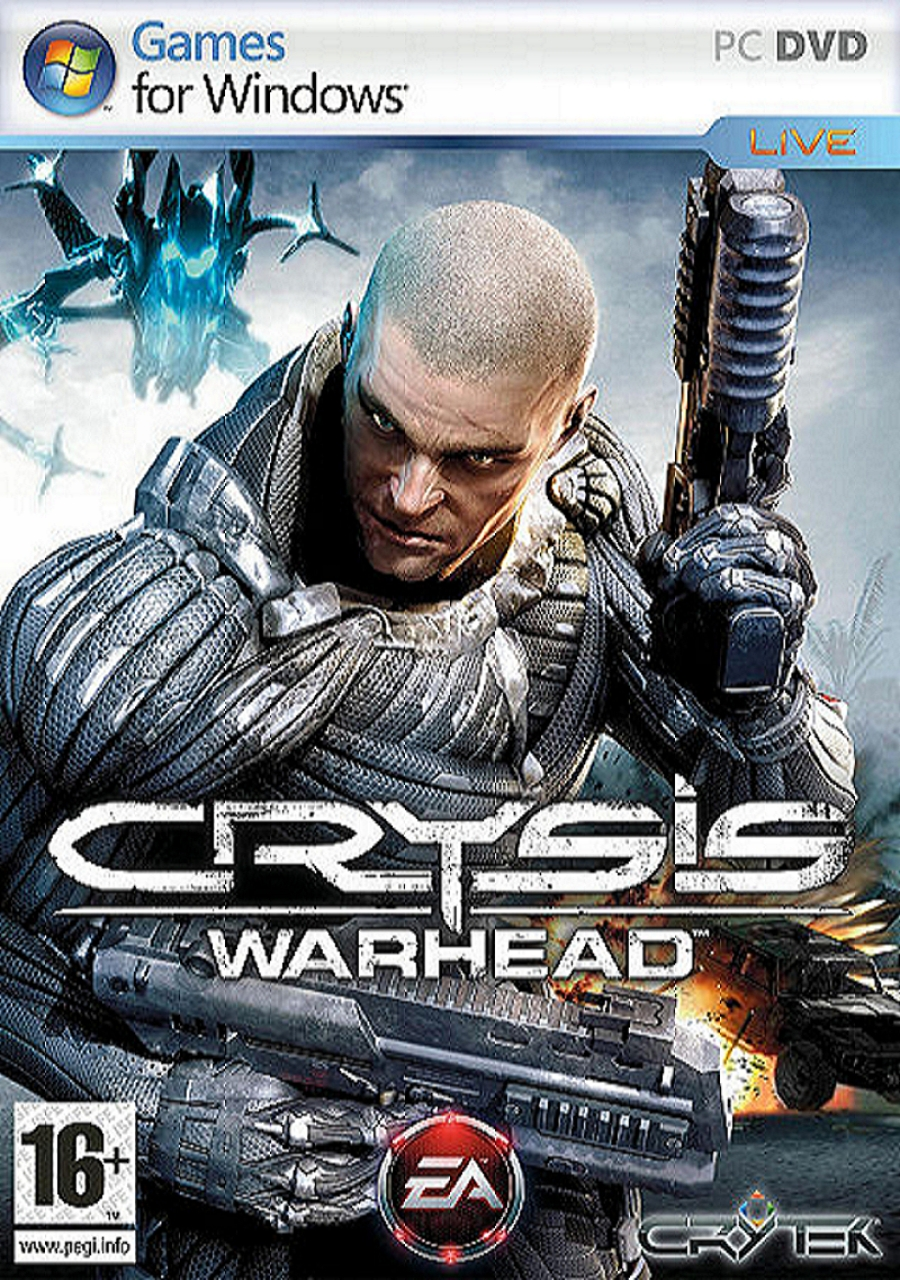 Image result for Crysis Warhead cover pc
