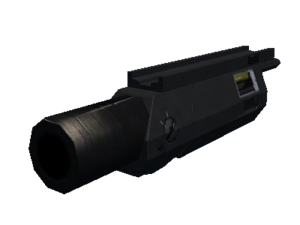 Grenade Launcher attachment