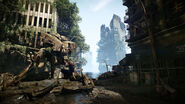 Crysis3 Screenshot CityWater