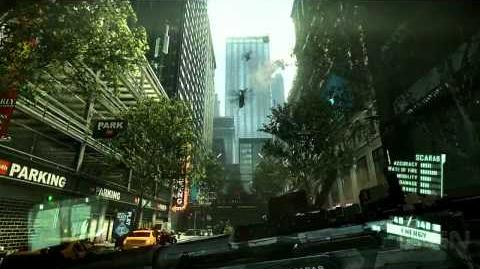 Crysis 2 Out of The Ashes