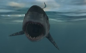 Shark-Crysis