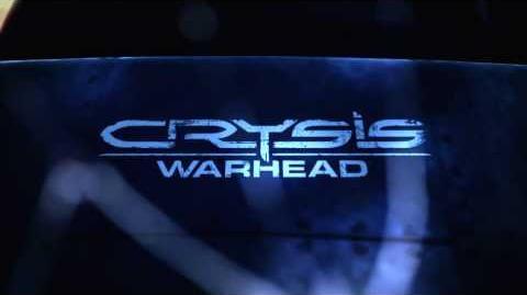 Crysis Warhead Cinematics