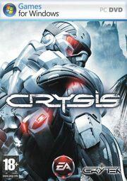Copertina Crysis 001