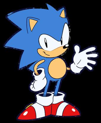 Classic Sonic Chaotic Crossover Wiki Fandom