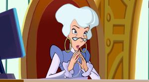 Headmistress Grace