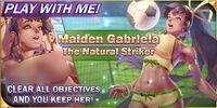 Character Event - Gabriela
