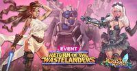 Return of the Wastelanders