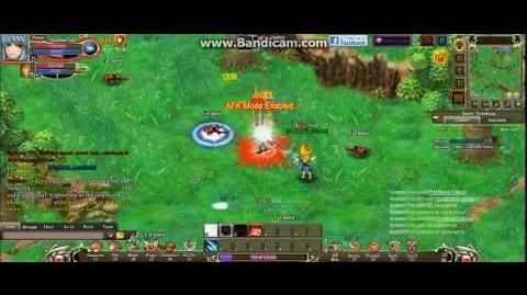Crystal Saga Mage Gameplay