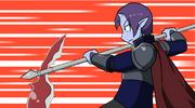 Weapon Skill (Kaz)