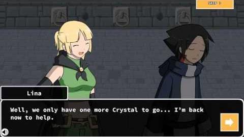 Crystal Story II - Cutscene 44