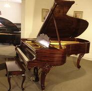 Melissa's Grand Piano