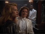 Seven of Nine and Janeway
