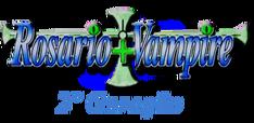 Rosário+Vampire - Segunda Geração.logo