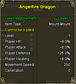 Angelfire Dragon