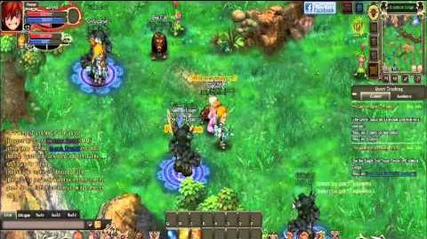 Crystal Saga - Gameplay
