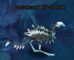 Possessed Razorbeak