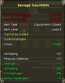 Knight Sav gaun gold