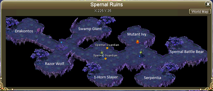 Sperion Ruins