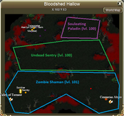 Bloodshed Hallow