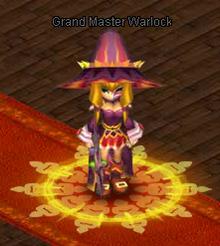 Grand Master Warlock