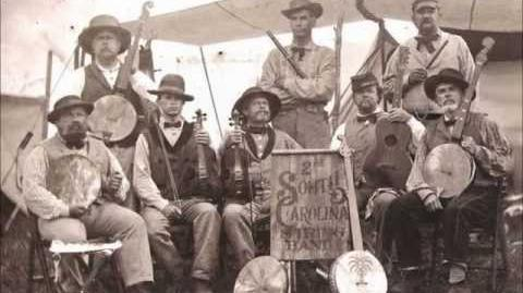 2nd South Carolina String Band - Southron's Battle Cry of Freedom