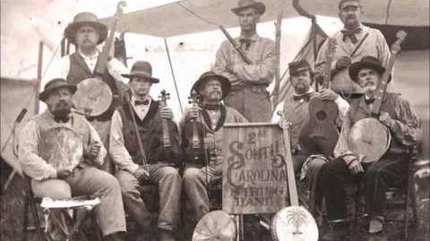 2nd South Carolina String Band - Bonnie Blue Flag