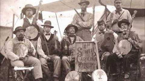 2nd South Carolina String Band - Southern Soldier