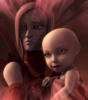 Ventress and her Mother