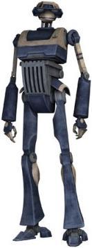 Tactical droid CIS